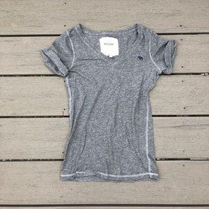 Abercrombie Kids Grey T-Shirt